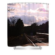 Crossroad Shower Curtain