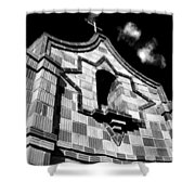 Crosstower Shower Curtain