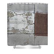Crosswalk Patterns 2 Shower Curtain