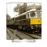 Crowcombe Crompton  Shower Curtain