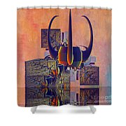 Crown 127 Shower Curtain