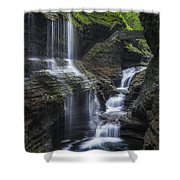 Crown Jewel Square Shower Curtain