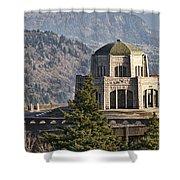 Crown Point Shower Curtain