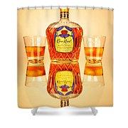 Crown Royal 4 Shower Curtain