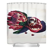 Crowns Of Your Creation Shower Curtain