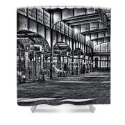 Crrnj Terminal Vi Shower Curtain