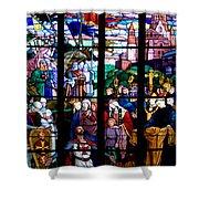 Crusader Shower Curtain