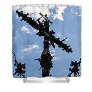 Crux Shower Curtain