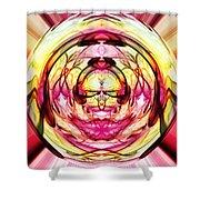 Crystal Ball 1 Shower Curtain