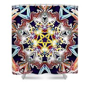 Crystal Fifth Shower Curtain