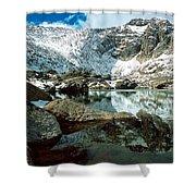 Crystal Lake Shower Curtain
