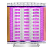 Crystal Stone Healing Energy Plates  Navinjoshi Rights Managed Images For Download  Adver Shower Curtain