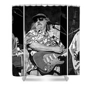Crosbystillsnash-gp35 Shower Curtain