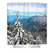 Cumberland Gap Shower Curtain