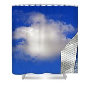 Cumulus And Cira Shower Curtain