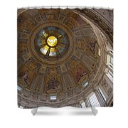 Cupola Berliner Dom Shower Curtain