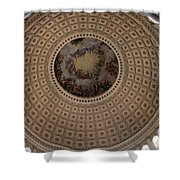 Cupola Capitol Washington Dc Shower Curtain