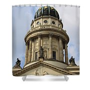 Cupola French Dome - Berlin Shower Curtain