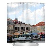 Curacao Shower Curtain