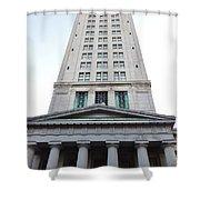 Custom House Shower Curtain