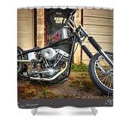 Custom Ride Shower Curtain