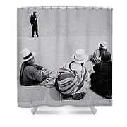 Cuzco Women Shower Curtain
