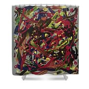 Cycle Of Life Shower Curtain