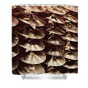 Cymbalogy Shower Curtain