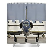 Czech Air Force L-39za Albatros Shower Curtain