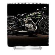 D-rad R04 Shower Curtain