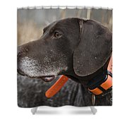 D009383 - Soulful Shower Curtain