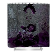Daddys Girl Shower Curtain
