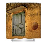 Daily Life In Vietnam Shower Curtain