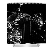 Daimler Shower Curtain