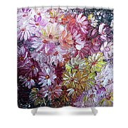 Daisy Mix   Sold Shower Curtain