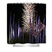 Dale Chihuly Glass Art Shower Curtain