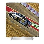 Dale Earnhardt Jr. 2014 Shower Curtain