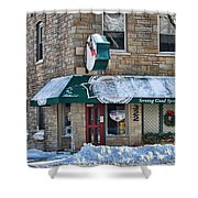 Dales Bar And Grill Shower Curtain