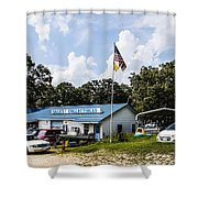 Dales Collectibles Shower Curtain