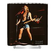 Damn Yankees-tommy Gc21a-3 Shower Curtain