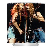 Damn Yankees-tommy N Jack Classic Shower Curtain