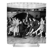 Dance: Charleston, C1926 Shower Curtain