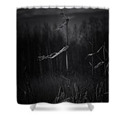 Dance Of The Corn Shower Curtain