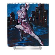 Dance The Night Away Shower Curtain