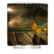 Dance To The Sun Shower Curtain