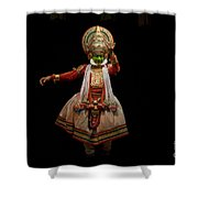 Dancers, India Shower Curtain