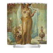 Dancing Beauty Shower Curtain