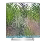 Dancing Colors Shower Curtain