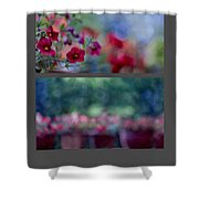 Dancing Colours Shower Curtain