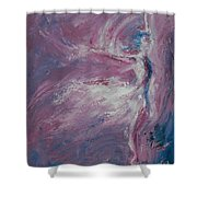 Dancing Maeve Shower Curtain